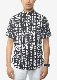 Sean John Men's Printed Shirt, Created for Macy's
