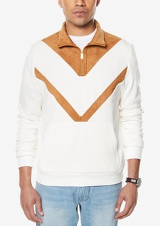 Sean John Men's Quarter-Zip Sweater, Created for Macy's