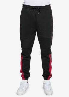 Sean John Men's Racing Regular-Fit Stripe Track Pants