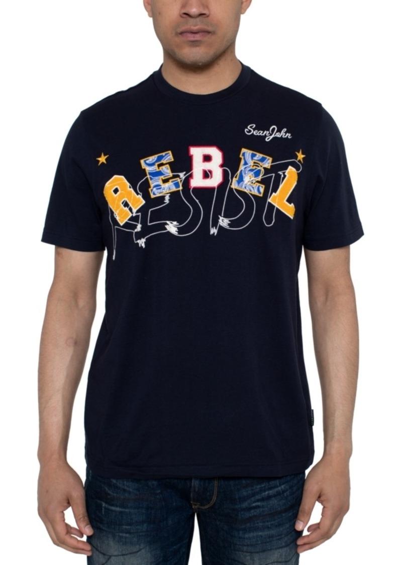 Sean John Men's Rebel Graphic T-Shirt