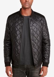 Sean John Men's Reversible Bomber Jacket, Created for Macy's