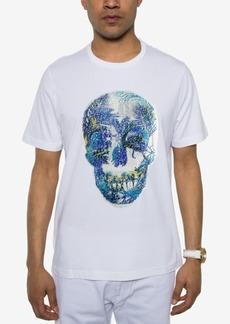 Sean John Men's Sequin Skull T-Shirt