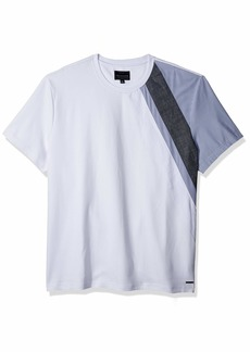 Sean John Men's Short Sleeve Crew Neck Shirt  XL