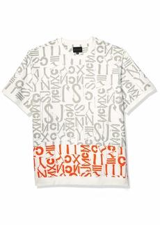 Sean John Men's Short Sleeve Knit Shirt  S