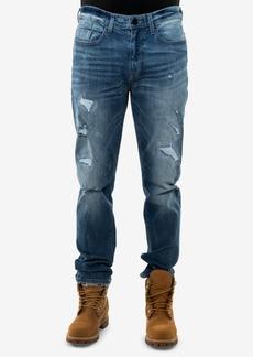 Sean John Men's Slim-Fit Ripped Jeans