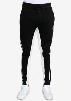 Sean John Men's Slim-Fit Side-Striped Track Pants