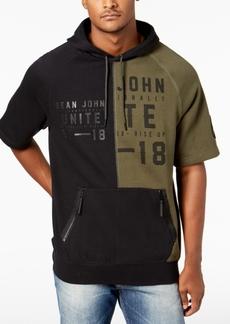 Sean John Men's Split Colorblocked Hoodie