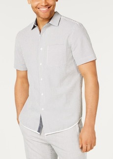 Sean John Men's Striped Shirt