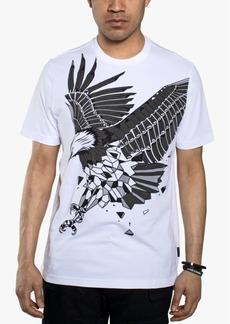 Sean John Men's Textured Eagle T-Shirt