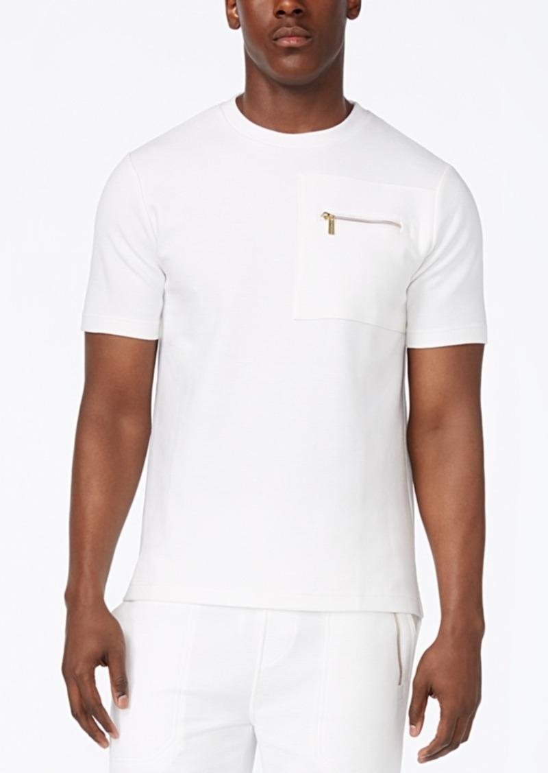 e1e40ecfb7c0 Sean John Sean John Men s Textured Stripe T-Shirt