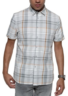 Sean John Men's Tharwin Plaid Shirt
