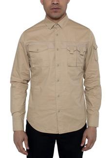 Sean John Men's Utility Flight Shirt