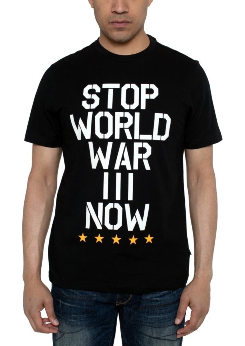 Sean John Men's World War Iii Graphic T-Shirt