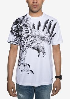 Sean John Men's Wrap Eagle T-Shirt
