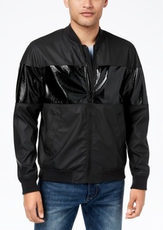 Sean John Men's Zip-Front Bomber Jacket, Created for Macy's