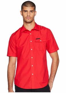 Sean John Short Sleeve Solid Shirt