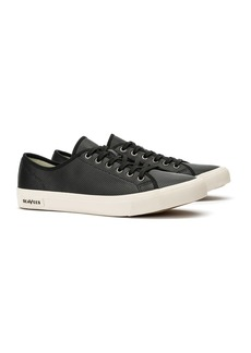 SeaVees Monterey Perforated Leather Varsity Sneaker