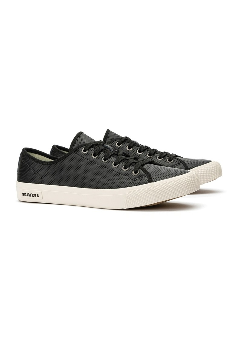 SeaVees Monterey Perforated Leather Varsity Sneaker