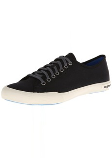 SeaVees Men's Army Issue Low Standard Casual Sneaker
