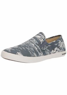 SeaVees Men's Baja Slip On Beachcomber Sneaker   M US