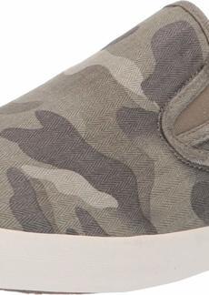 SeaVees Men Baja Slip On Saltwash Sneaker sage camo  M US