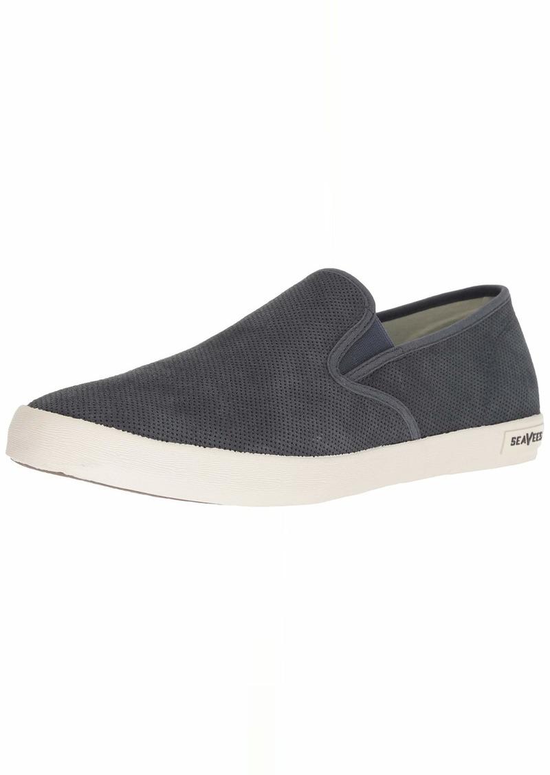 SeaVees Men's Baja Slip On Varsity Sneaker   M US