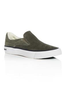 SeaVees Men's Hawthorne Corduroy Slip-On Sneakers