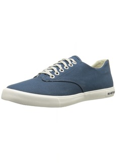 SeaVees Men's Hermosa Plimsoll Banyan Fashion Sneaker