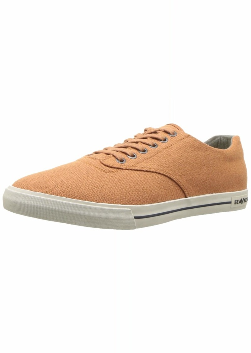 SeaVees Men's Hermosa Plimsoll Standard Sneaker   M US