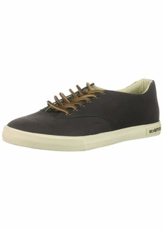 SeaVees Men's Hermosa Plimsoll Wintertide Sneaker   M US