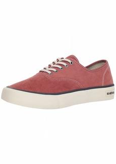 SeaVees Men's Legend Sneaker Cordies red Ochre  M US