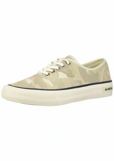 SeaVees Men's Legend Sneaker Saltwash Cream camo  M US