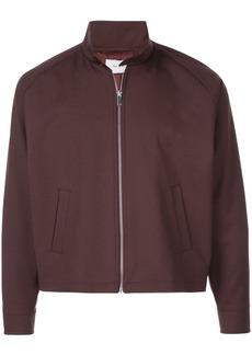 Second/Layer zipped jacket