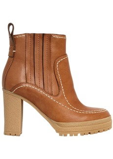 See by Chloé 100mm Leather Boots