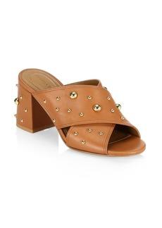 See by Chloé Abby Caramel Crisscross Sandals