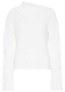 See by Chloé Alpaca-blend sweater