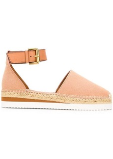 See by Chloé ankle strap sandals