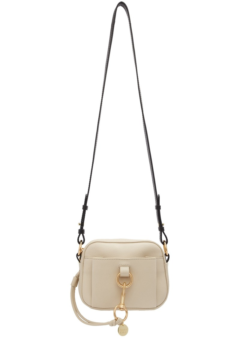 See by Chloé Beige Tony Camera Bag