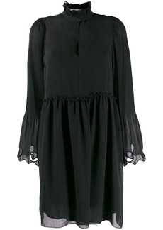 See by Chloé bell sleeve dress