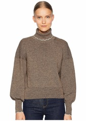 See by Chloé Bell Sleeve Sweater