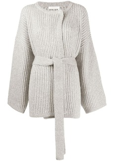 See by Chloé belted cardigan