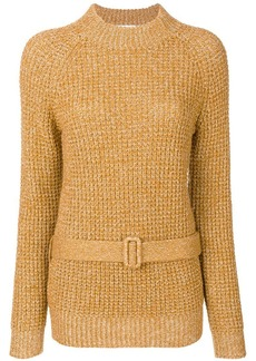 See by Chloé belted sweater