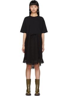 See by Chloé Black Babydoll Dress