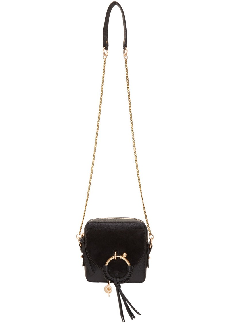 See by Chloé Black Mini Joan Bag