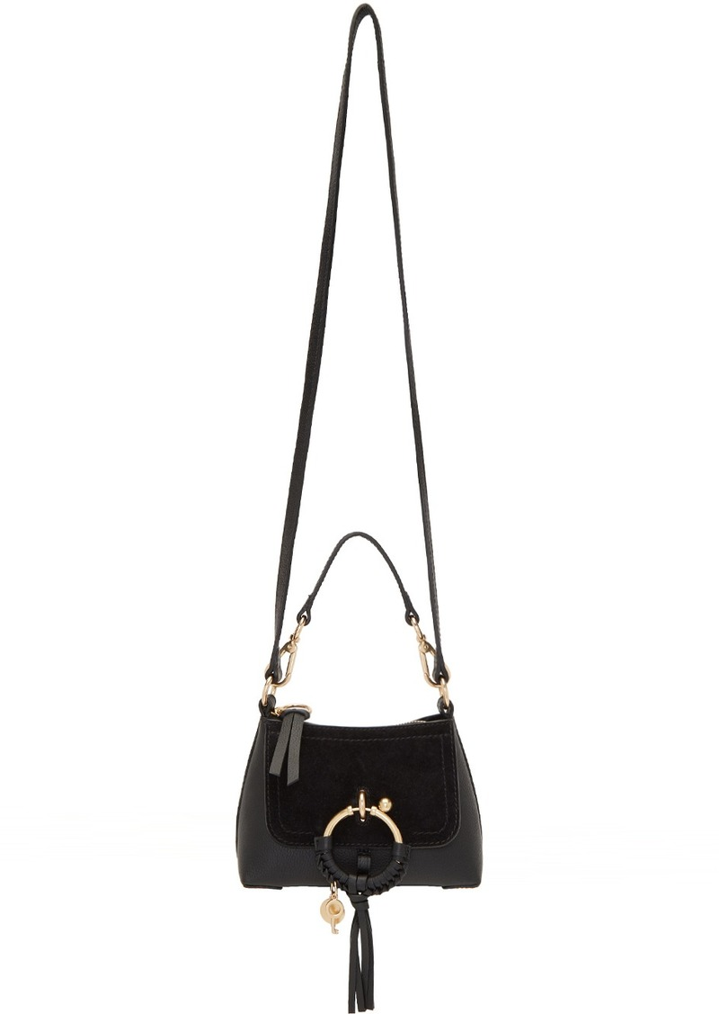 See by Chloé Black Mini Joan Bag