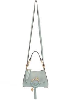 See by Chloé Blue Mini Joan Bag