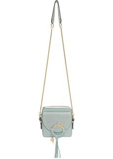 See by Chloé Blue Mini Joan Camera Bag