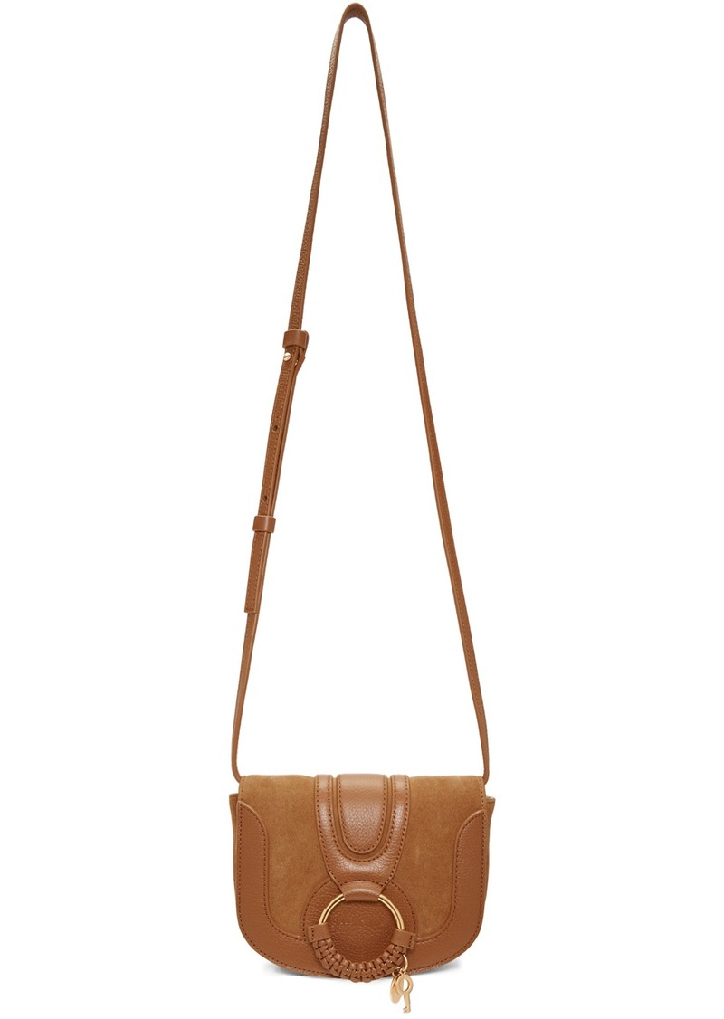See by Chloé Brown Mini Hana Bag