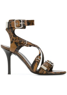 See by Chloé buckle open-toe sandals