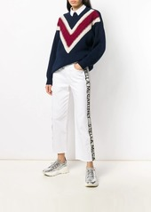 See by Chloé cable knit jumper